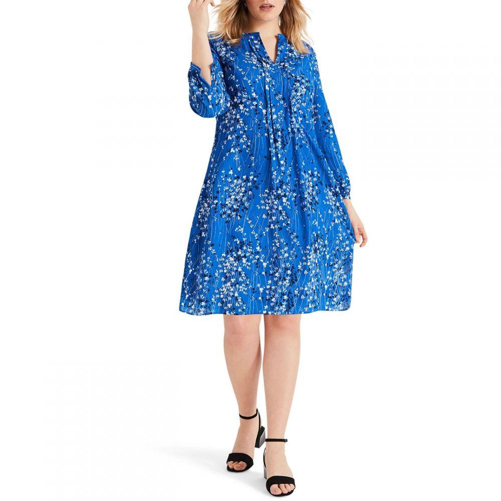 スタジオ8 Studio 8 レディース ワンピース・ドレス ワンピース【Emmie Printed Dress】Blue