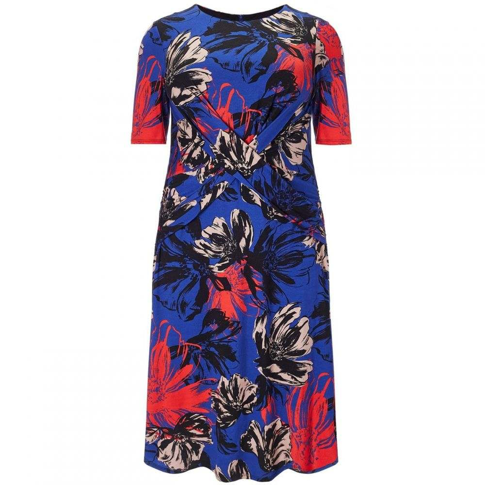 スタジオ8 Studio 8 レディース ワンピース・ドレス ワンピース【Plus Size Lauren floral dress】Multi-Coloured