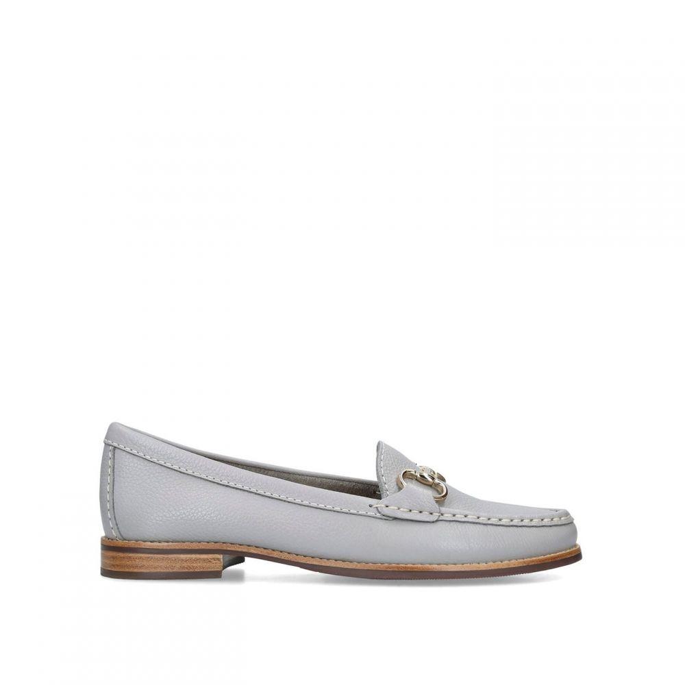 カーヴェラコンフォート Carvela Comfort レディース シューズ・靴 ローファー・オックスフォード【Click Loafers】Grey