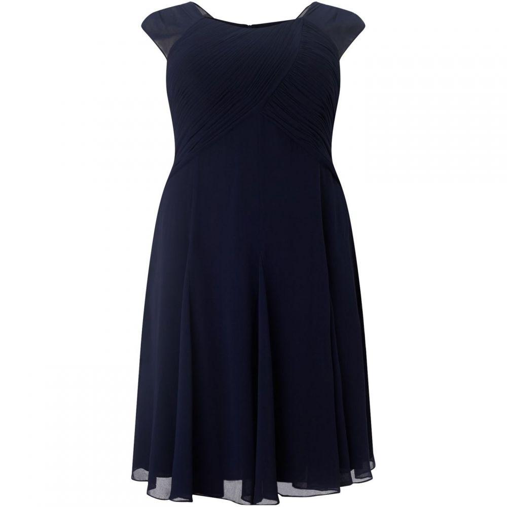 スタジオ8 Studio 8 レディース ワンピース・ドレス ワンピース【Adrianne Dress】Navy