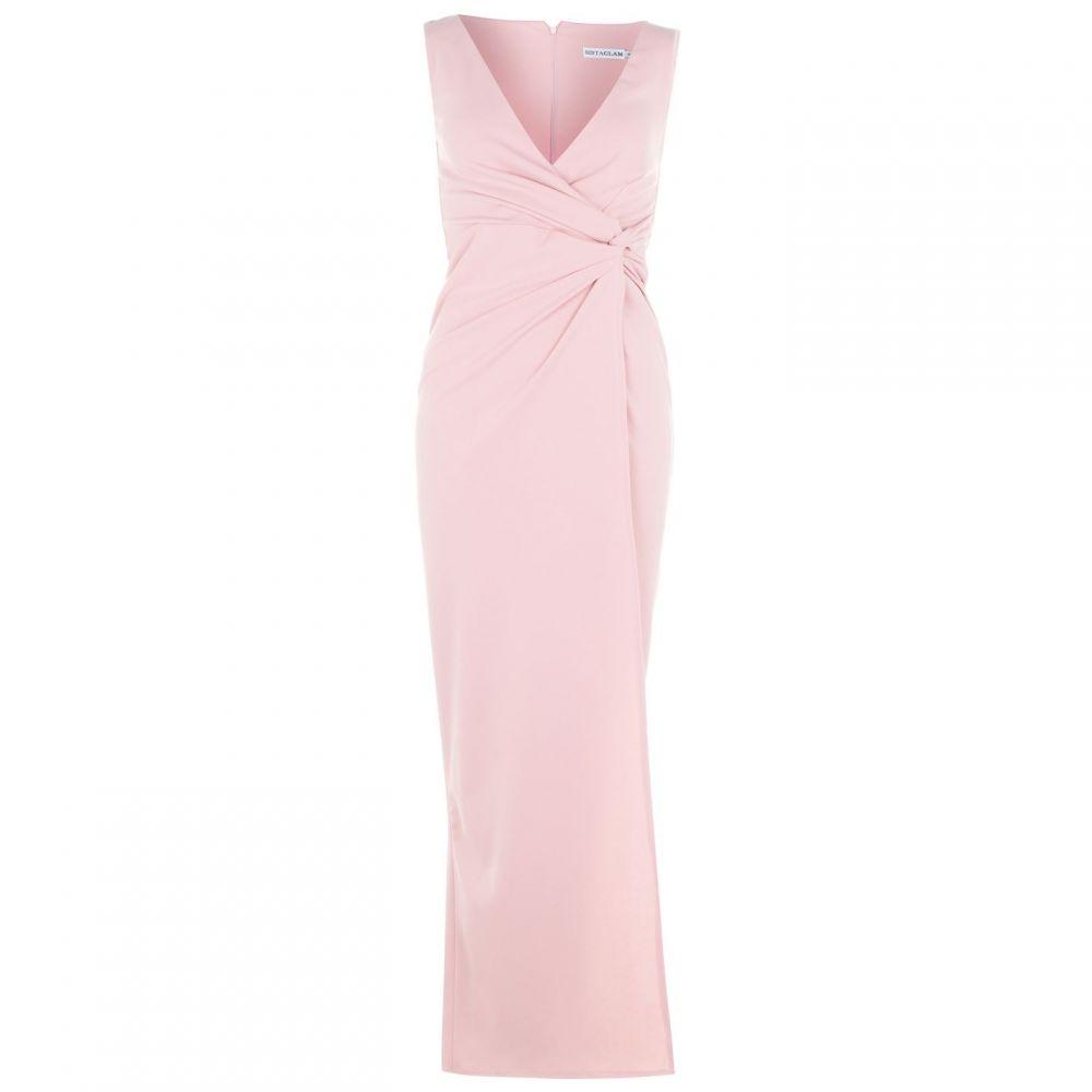 シスタグラム Sistaglam レディース ワンピース・ドレス ワンピース【Chrome Dress】BLUSH