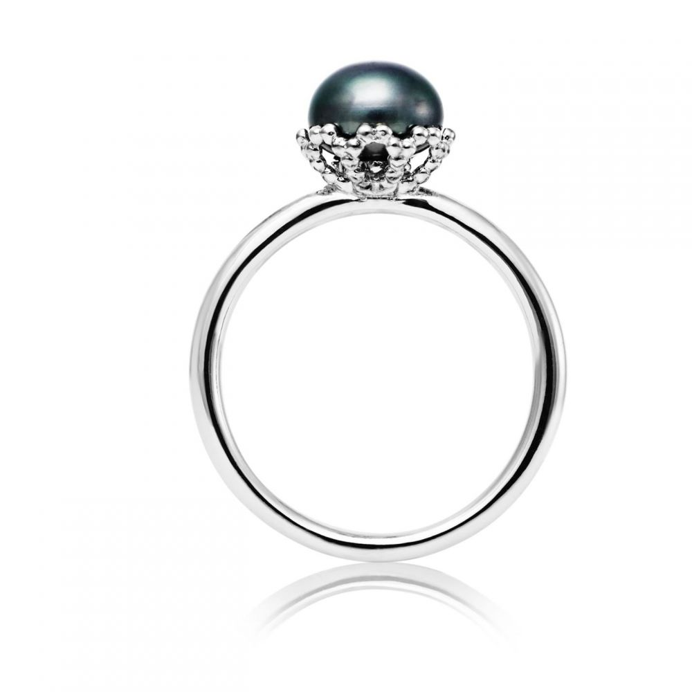 ジャージーパール Jersey Pearl レディース ジュエリー・アクセサリー 指輪・リング【Freshwater Pearl Ring】White