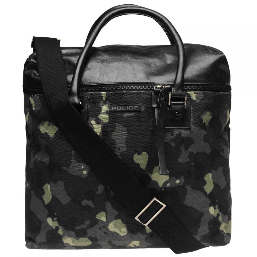 ポリス Police メンズ バッグ【Camo Pack Bag】Tote Bag Camo
