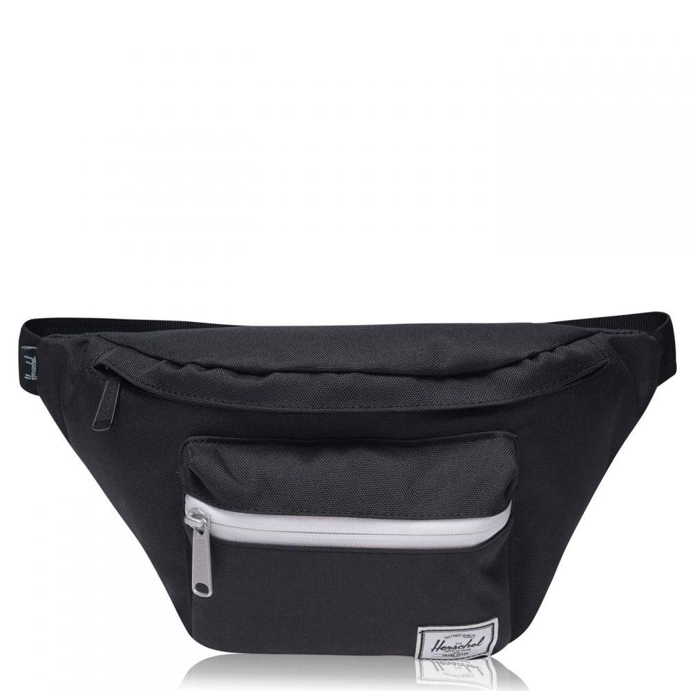 ハーシェル サプライ Herschel Supply Co メンズ ボディバッグ・ウエストポーチ バッグ【seventeen bum bag】Black