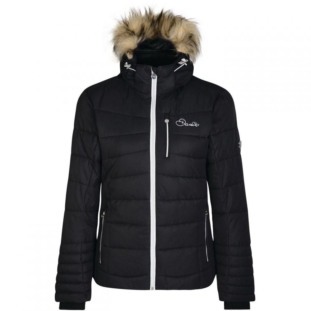 デア トゥビー Dare2b レディース スキー・スノーボード アウター【Curator Waterproof Ski Jacket】Black