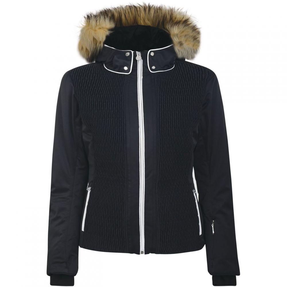 デア トゥビー Dare2b レディース スキー・スノーボード ジャケット アウター【statement waterproof ski jacket】Black