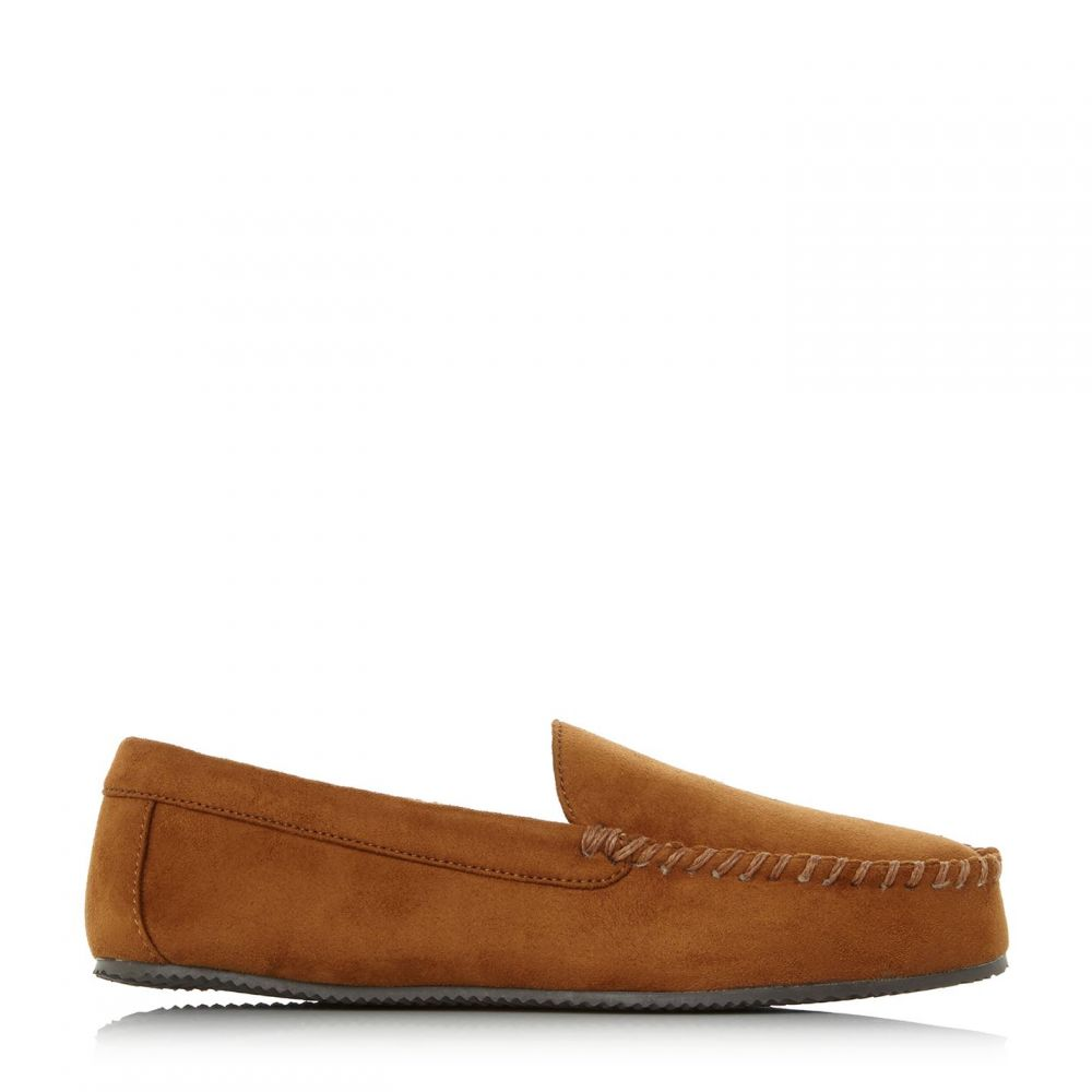 ラルフ ローレン Ralph Lauren メンズ シューズ・靴 スリッパ【Denzi 1V Polo Mocassin Slippers】Tan