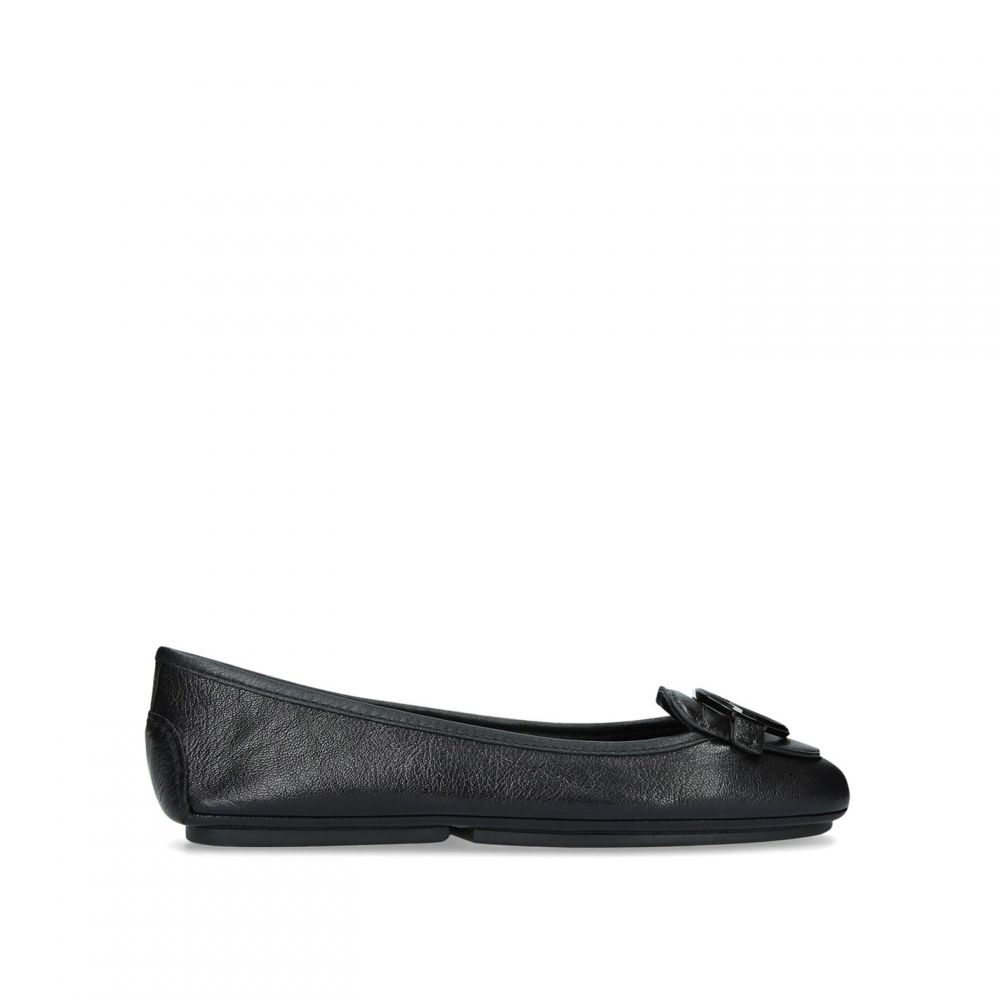 カーベラ Carvela レディース シューズ・靴 スリッポン・フラット【Lillie Moc Ballerina Pumps】Black