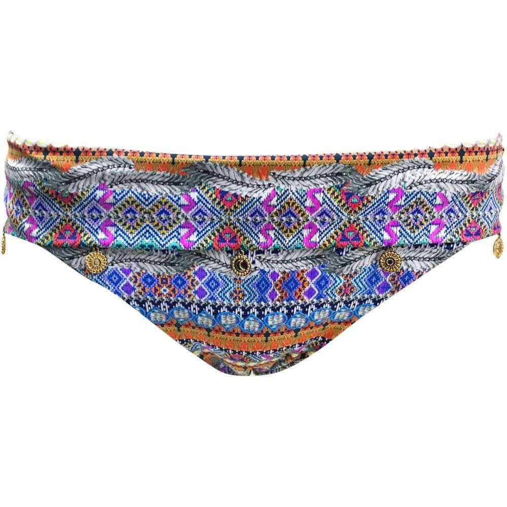 サンシーカー Sunseeker レディース 水着・ビーチウェア ボトムのみ【Ethnic Cheeky Bikini Pant】Multi-Coloured