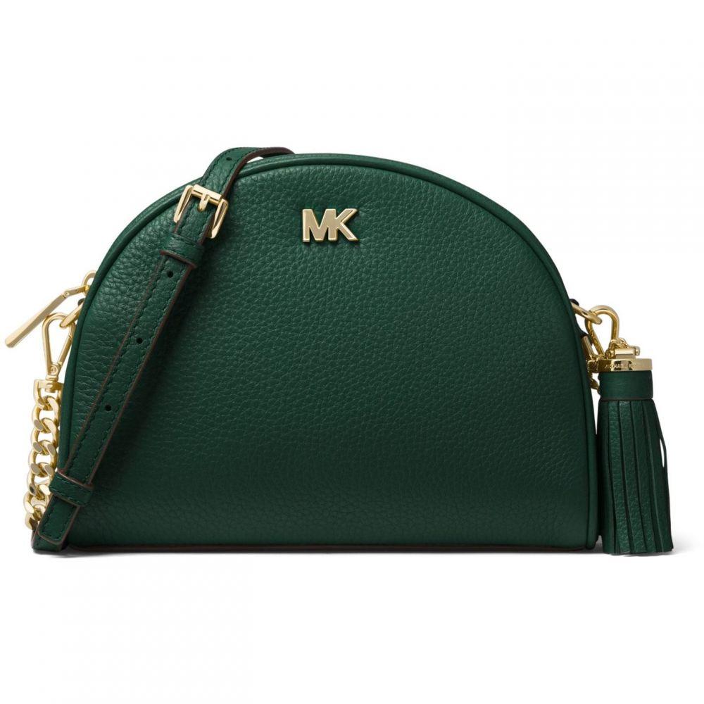 マイケル コース MICHAEL Michael Kors レディース バッグ ショルダーバッグ【Crossbodies medium half moon crossbody bag】Dark Green