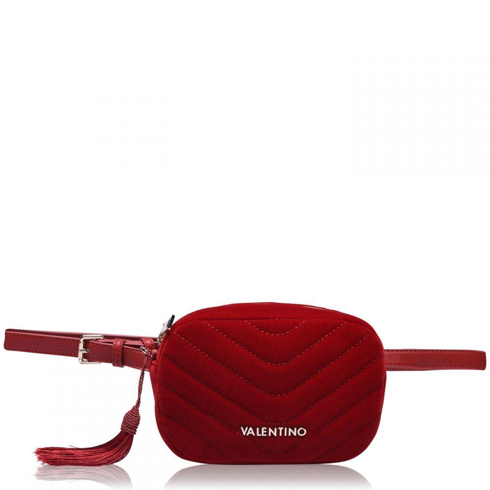 マリオ ヴァレンティーノ Mario Valentino レディース バッグ ボディバッグ・ウエストポーチ【VMV Bum Xb Carillon】ROSSO