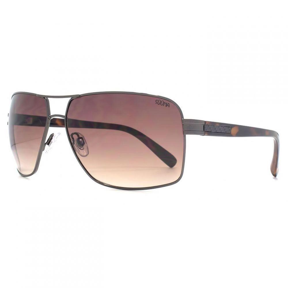 サンナ Suuna レディース メガネ・サングラス【26SUU159 Shiny Aviator Sunglasses】