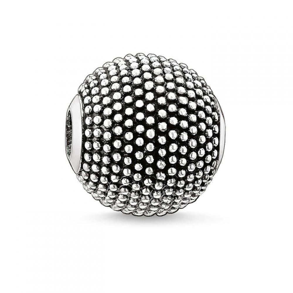 トーマスサボ Thomas Sabo レディース ジュエリー・アクセサリー【Karma Bead nepal】Silver