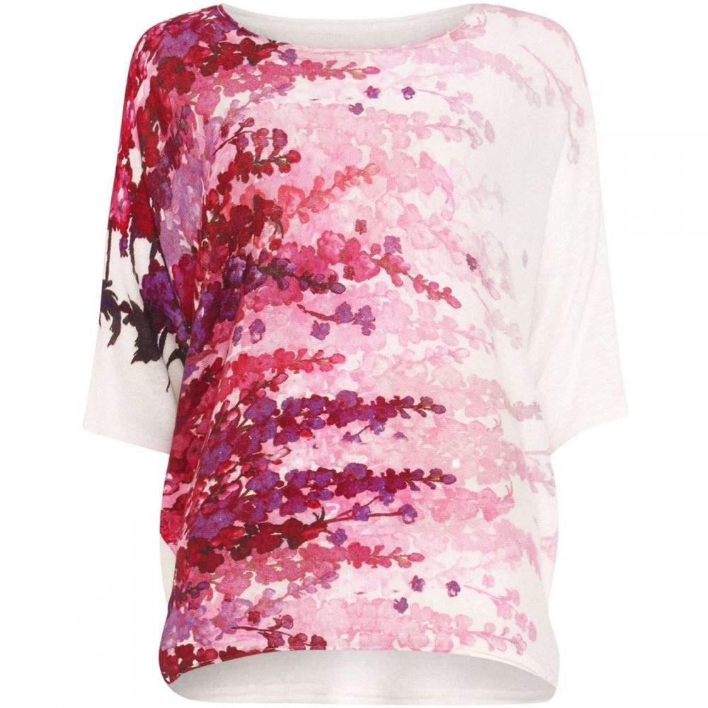 フェーズ エイト Phase Eight レディース トップス ニット・セーター【Ferne Floral Print Knit】Multi-Coloured