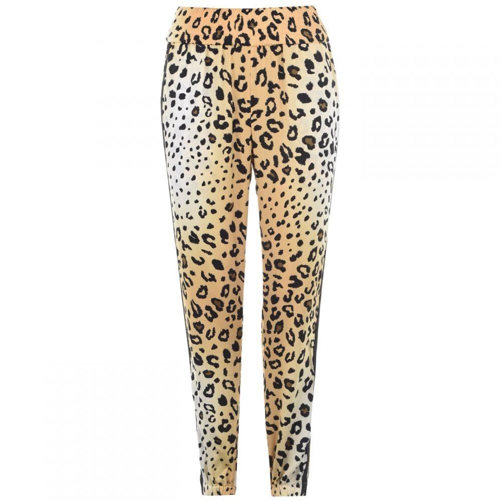 ケンダルアンドカイリー Kendall and Kylie メンズ ボトムス・パンツ 【18 jogg pants】Leopard