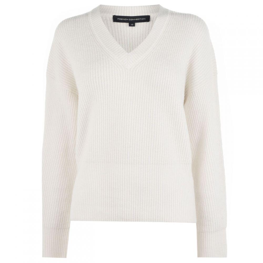 フレンチコネクション French Connection レディース ニット・セーター トップス【knit jumper】Classic Cream