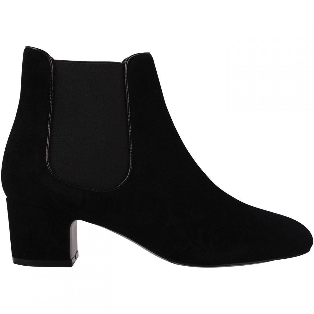 リネアペレ Linea レディース ブーツ シューズ・靴【SmlChelsHeelS】Black
