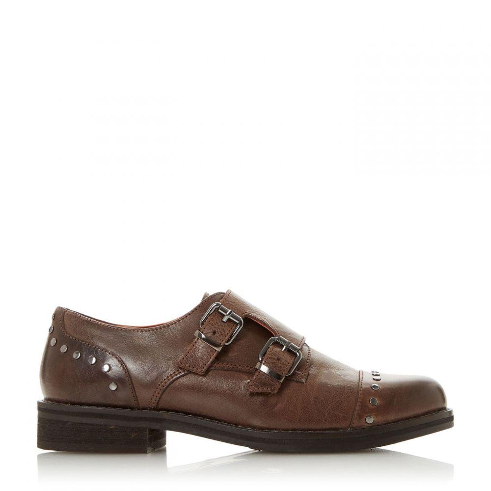 バーティ Bertie レディース シューズ・靴 【Gini Monk Shoes】Taupe
