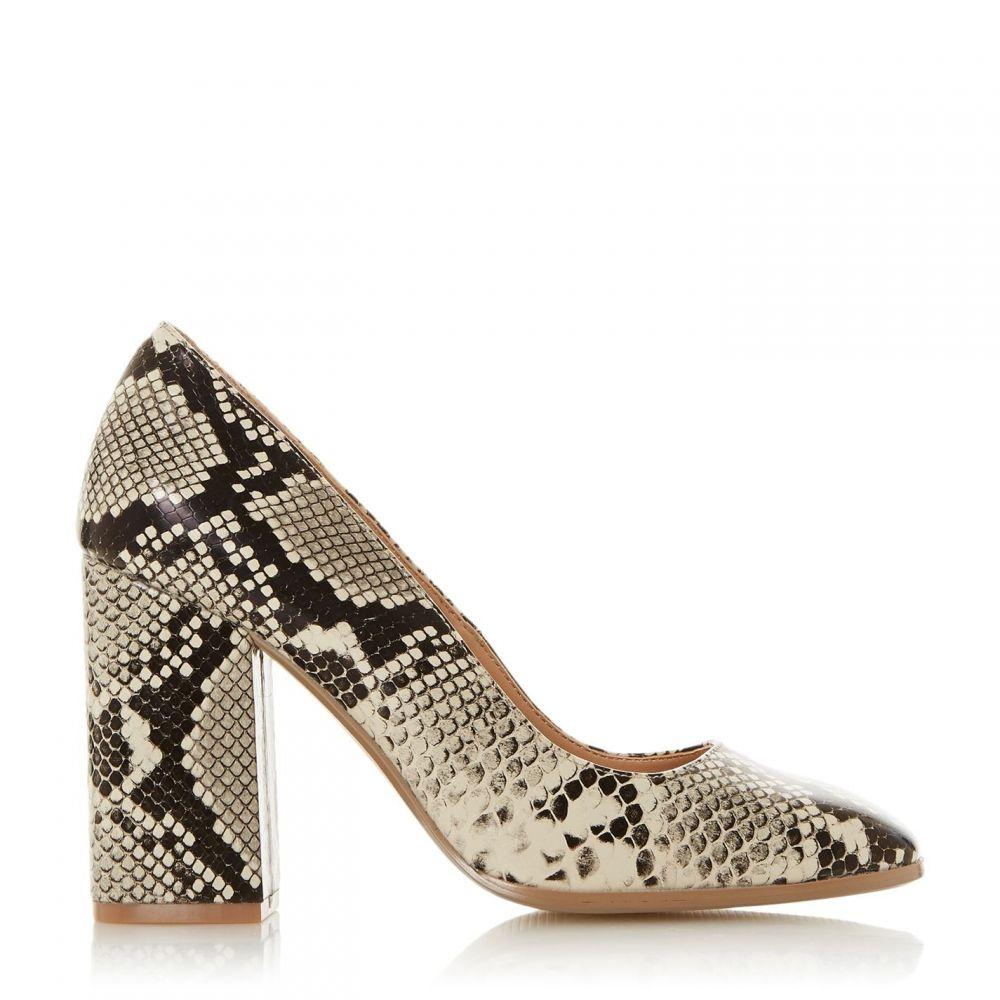 ヘッドオーバーヒールズ Head Over Heels レディース パンプス シューズ・靴【Alila Point Toe Court Shoes】Natural