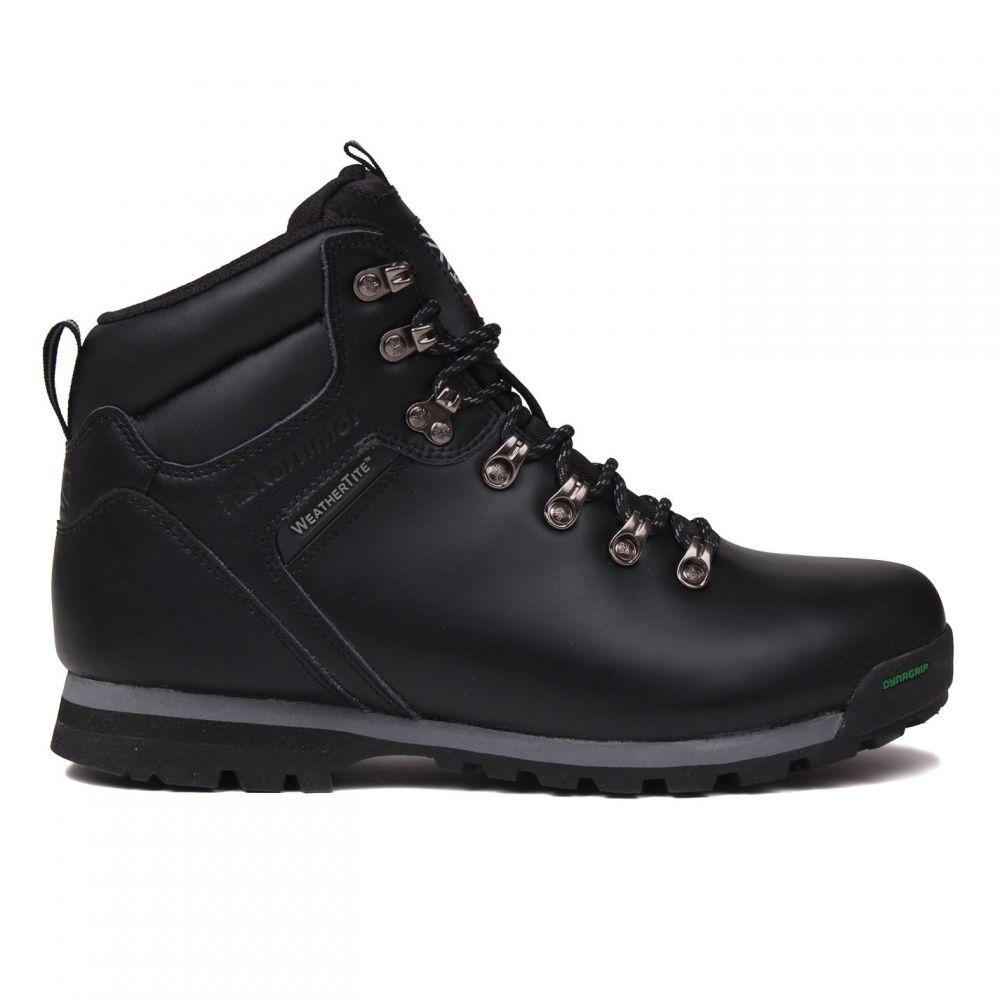 カリマー Karrimor メンズ ランニング・ウォーキング ブーツ シューズ・靴【Munro Walking Boots】Black