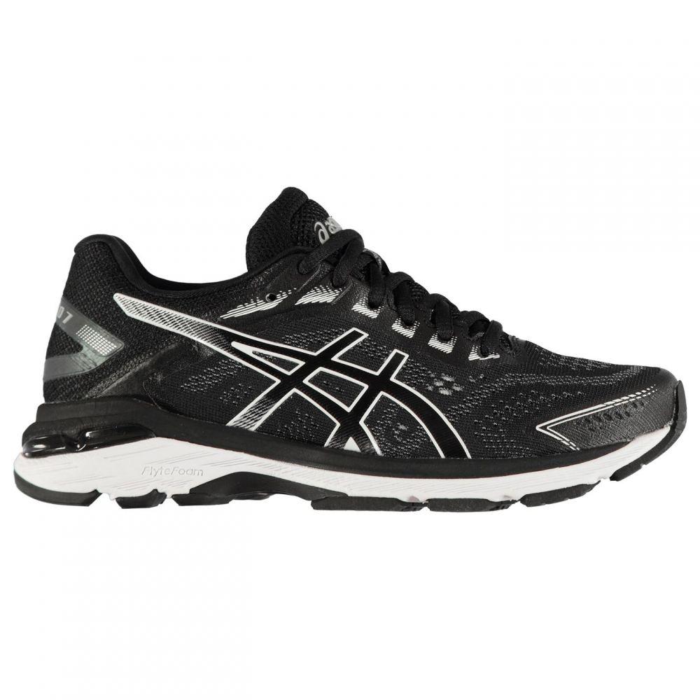 アシックス Asics レディース ランニング・ウォーキング シューズ・靴【GT-2000 7as Running Shoes】Black/White