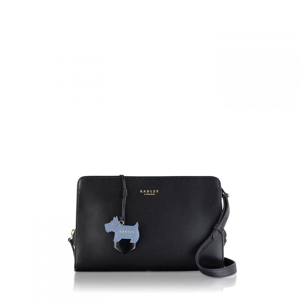 ラドリー Radley レディース ショルダーバッグ バッグ【Liverpool Cross Body Handbag】Black