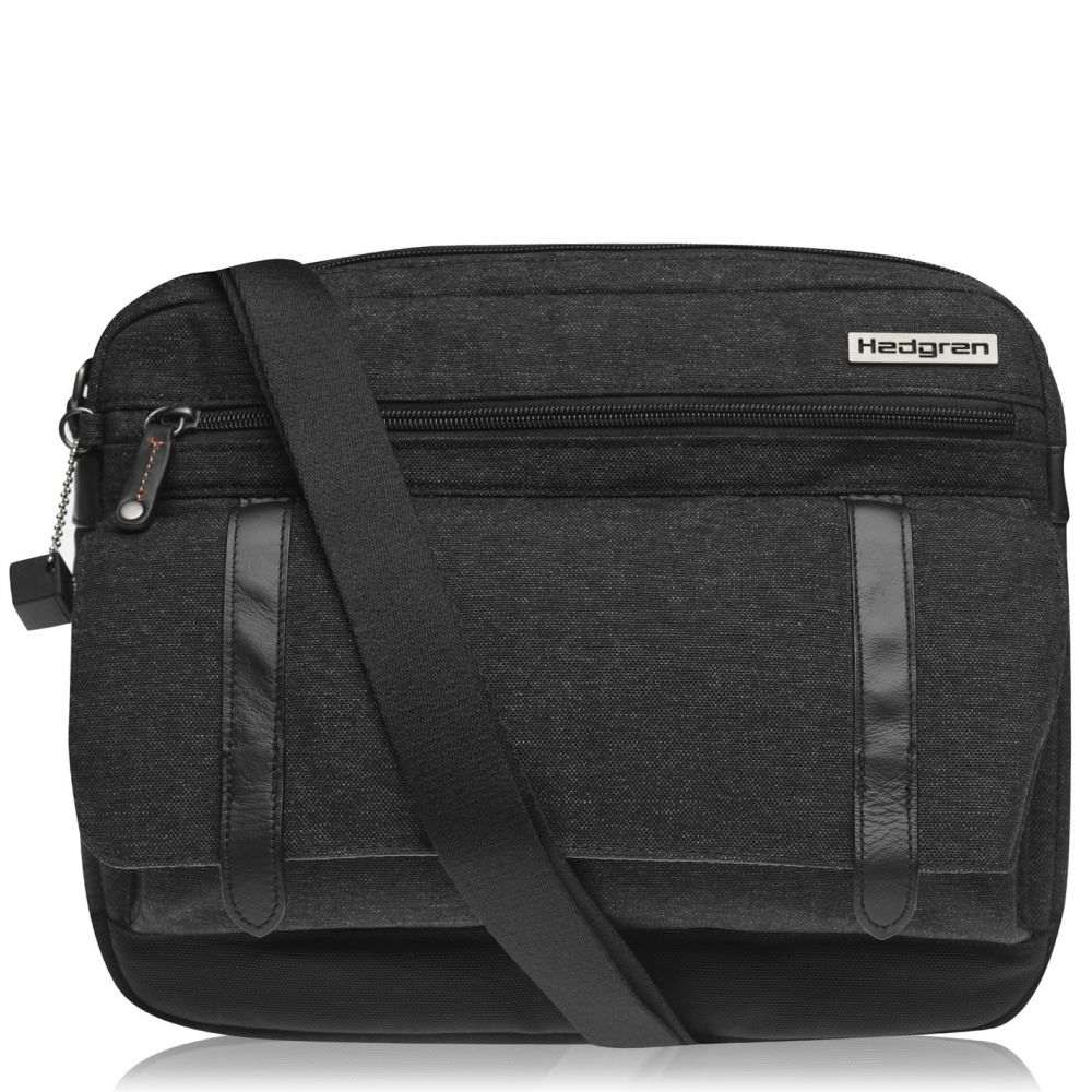 ヘデグレン Hedgren レディース ショルダーバッグ バッグ【Walker Cross Body Bag】Asphalt