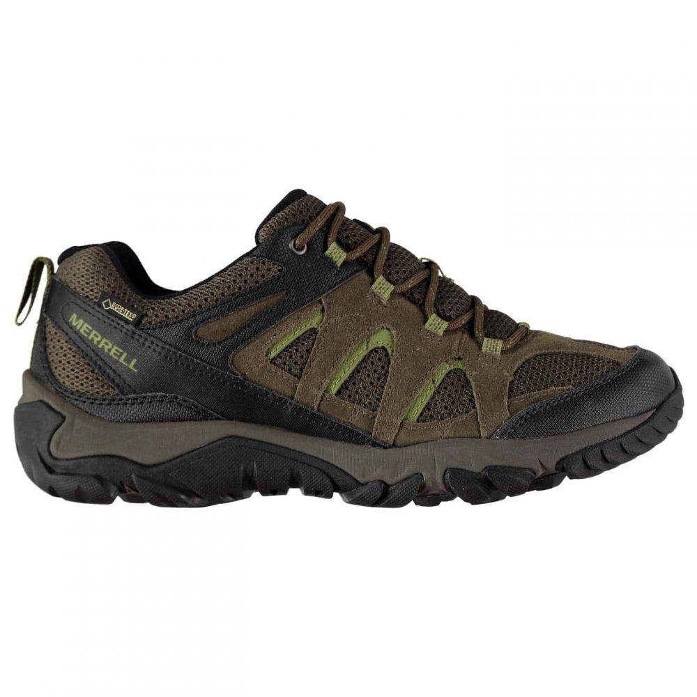 メレル Merrell メンズ ランニング・ウォーキング シューズ・靴【Outmost Vent Gore Tex Walking Shoes】Boulder