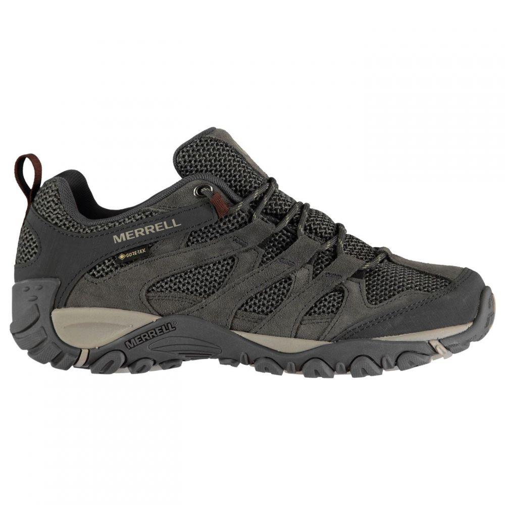 メレル Merrell メンズ ランニング・ウォーキング シューズ・靴【Alverstone GTX Walking Shoes】Granite