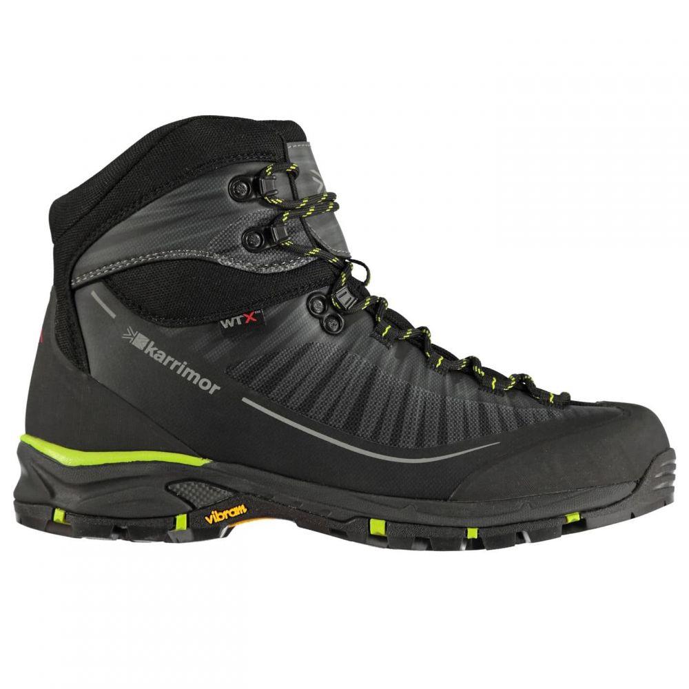 カリマー Karrimor メンズ ランニング・ウォーキング ブーツ シューズ・靴【Tiger Walking Boots】Black