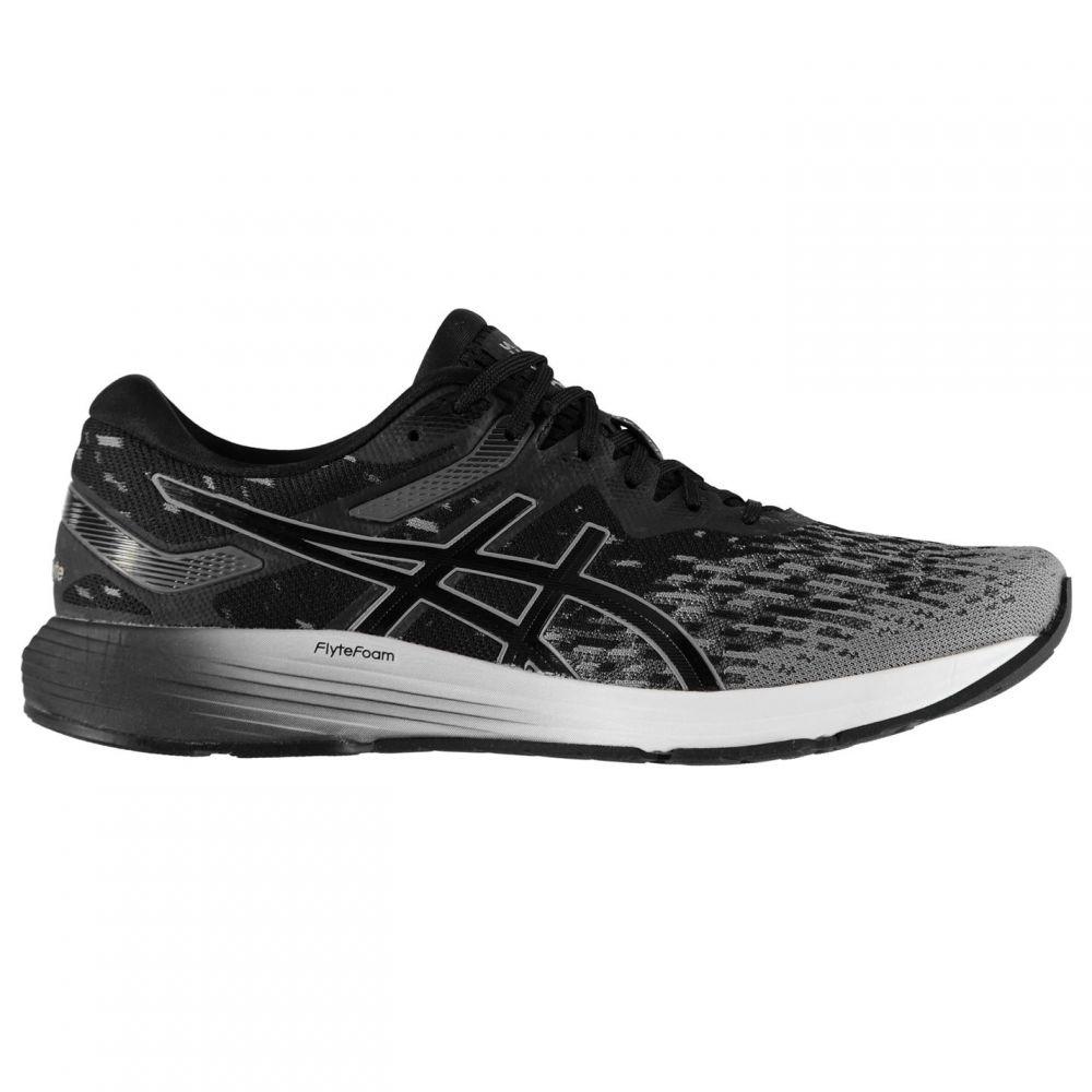 アシックス Asics メンズ ランニング・ウォーキング シューズ・靴【DynaFlyte 4 Running Trainers】Black/Grey