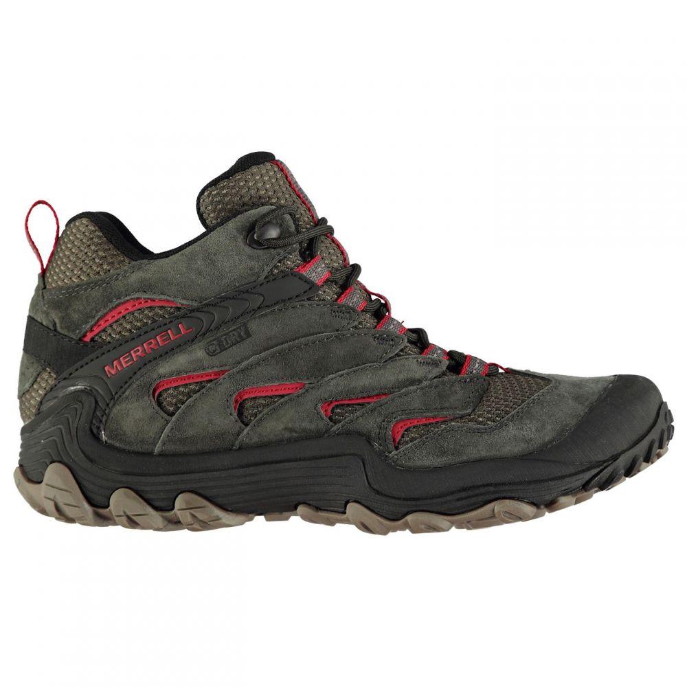 メレル Merrell メンズ ランニング・ウォーキング シューズ・靴【Chameleon 7 Limit Mid Waterproof Walking Shoes】Beluga