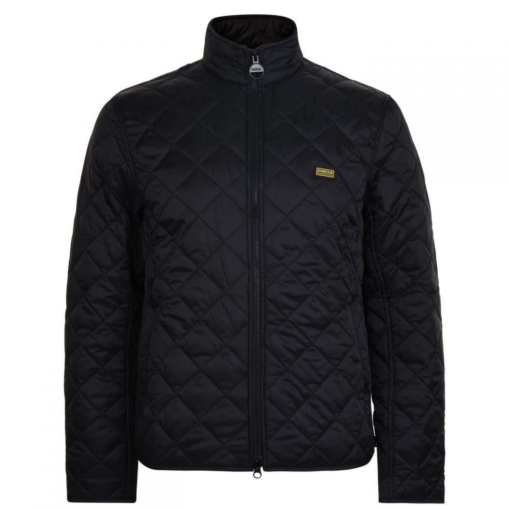 バブアー Barbour International メンズ ジャケット アウター【Gear Quilted Jacket】Black