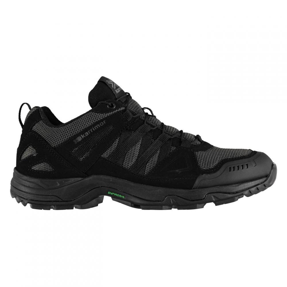 カリマー Karrimor メンズ ランニング・ウォーキング シューズ・靴【Surge Low Walking Shoes】Charcoal