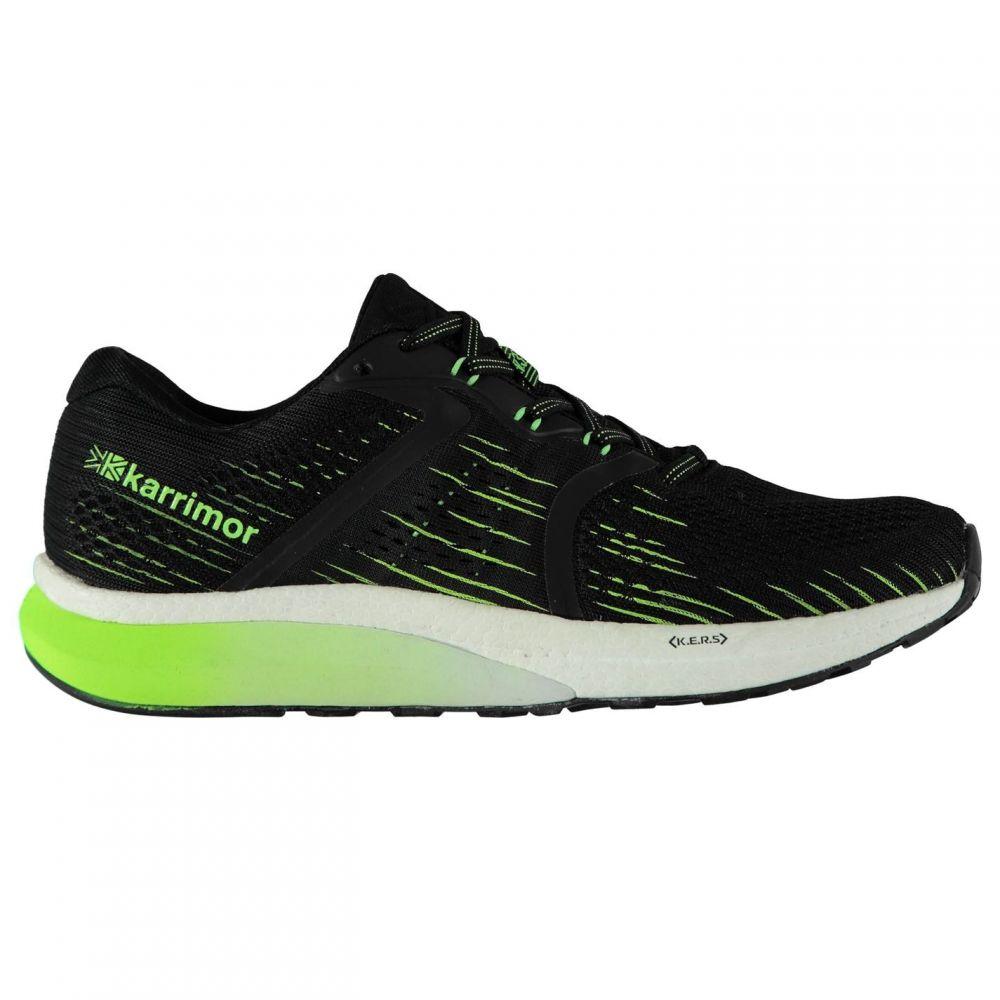 カリマー Karrimor メンズ ランニング・ウォーキング シューズ・靴【Excel 3 Running Shoes】Black/Lime