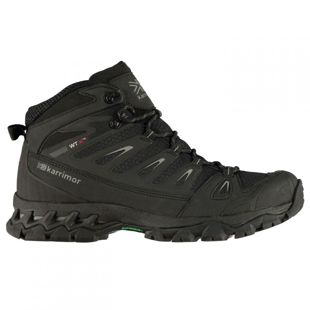 カリマー Karrimor メンズ ブーツ シューズ・靴【Cougar Walking Boots】Black