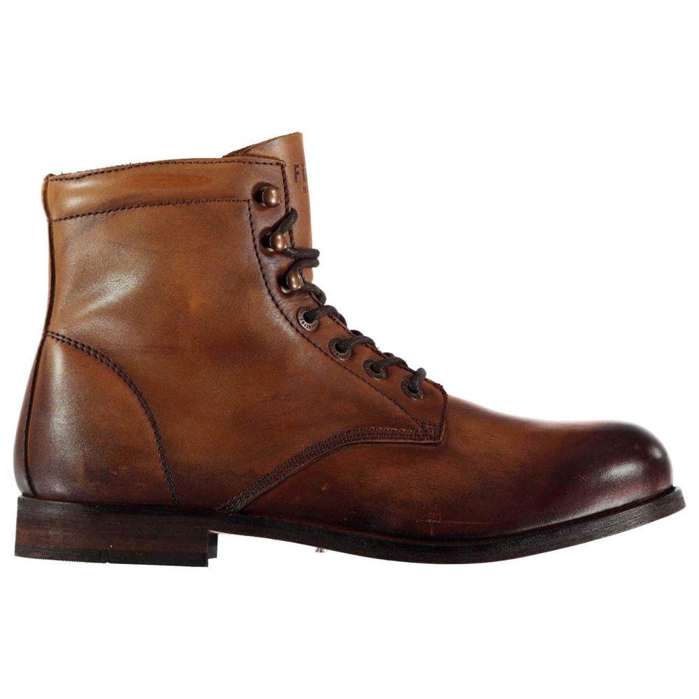 ファイヤートラップ Firetrap メンズ ブーツ シューズ・靴【Capone Boots】Natural