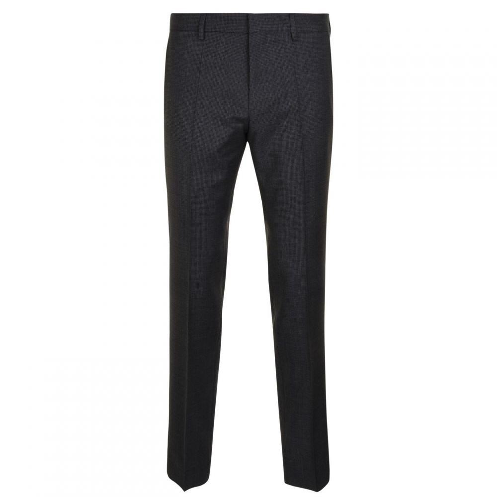 ヒューゴ ボス BOSS メンズ スラックス ボトムス・パンツ【Genuis Trousers】Dark Grey