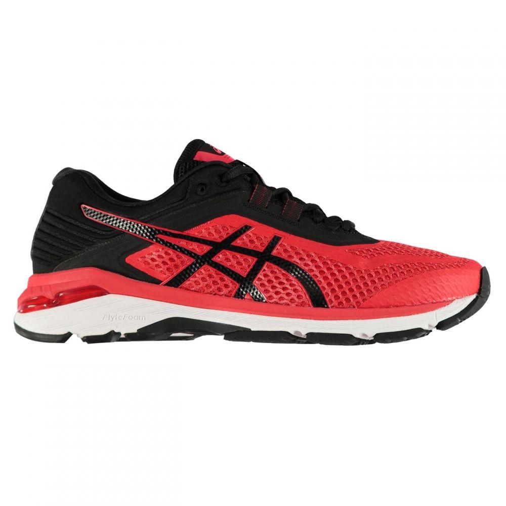 アシックス Asics メンズ ランニング・ウォーキング シューズ・靴【GT 2000 6 Running Shoes】赤/黒