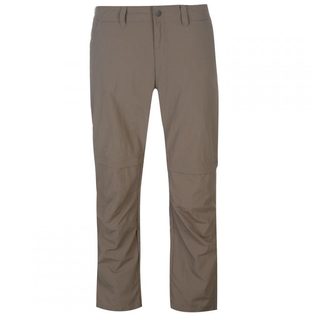 ジャックウルフスキン Jack Wolfskin メンズ ボトムス・パンツ 【Canyon Trousers】Siltstone