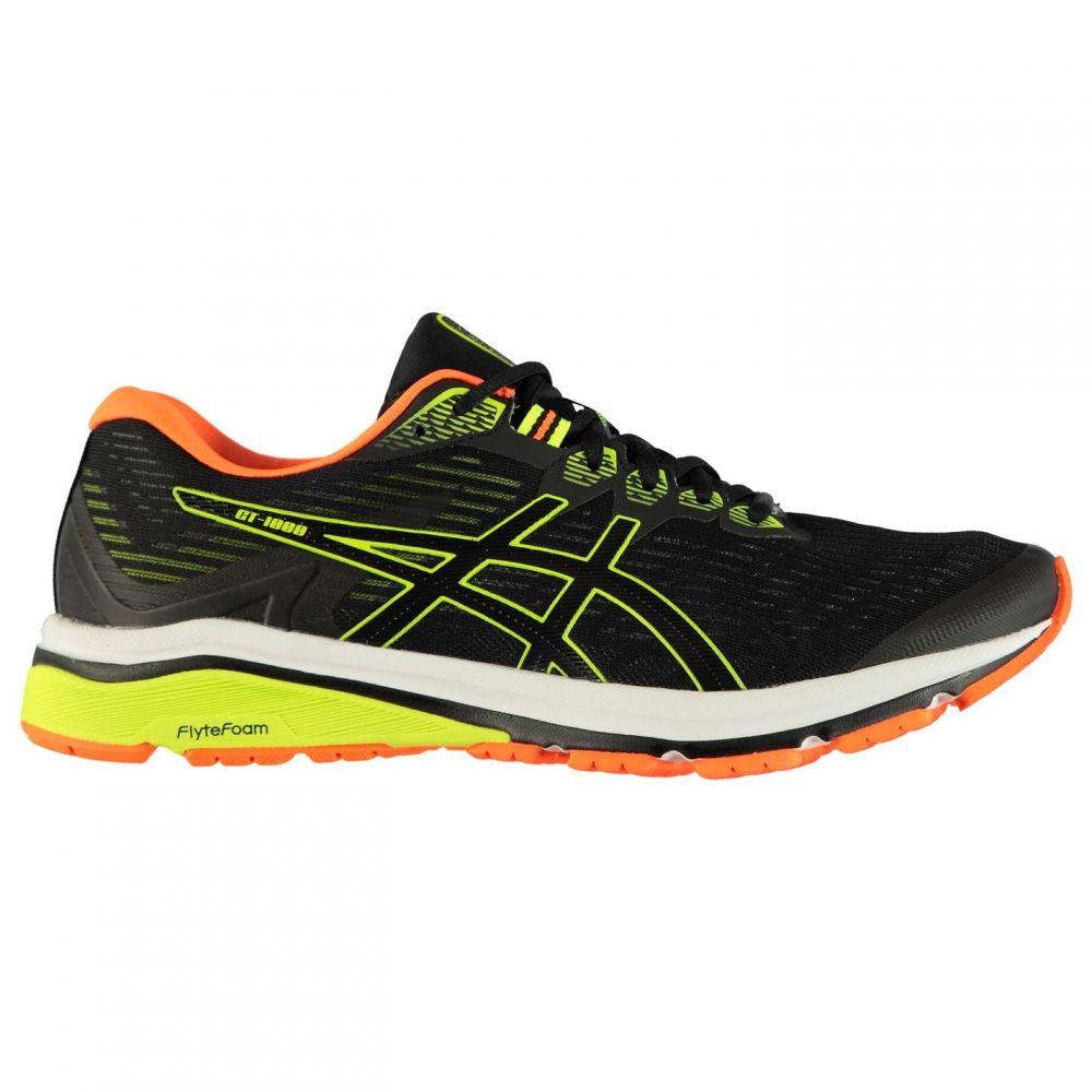 アシックス Asics メンズ ランニング・ウォーキング シューズ・靴【GT-1000 8 AP Running Shoes】Black/Orange