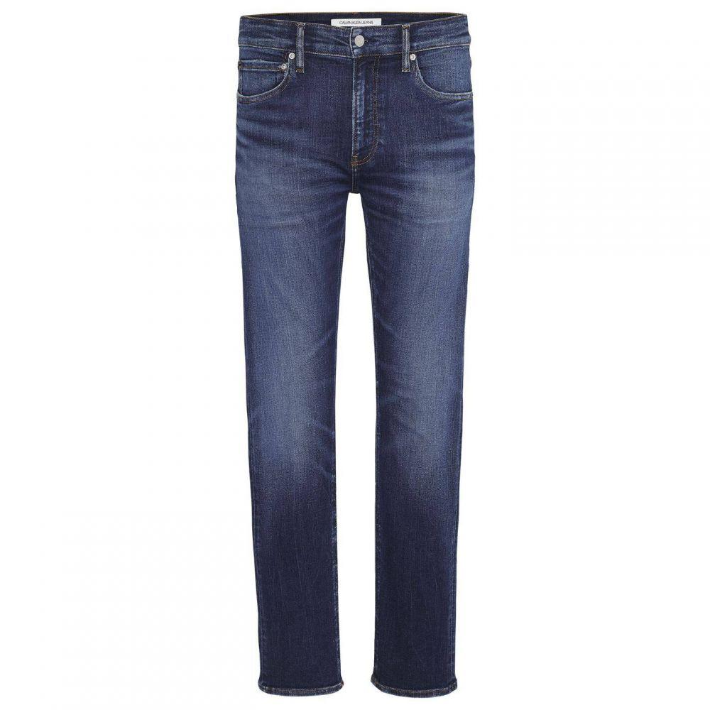 カルバンクライン Calvin Klein Jeans メンズ ジーンズ・デニム ボトムス・パンツ【026 Slim Jeans】Paris Blue