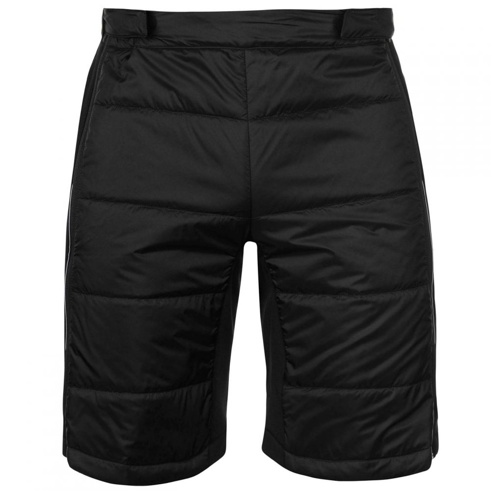 ジャックウルフスキン Jack Wolfskin メンズ ショートパンツ ボトムス・パンツ【Atmosphere Shorts】Black