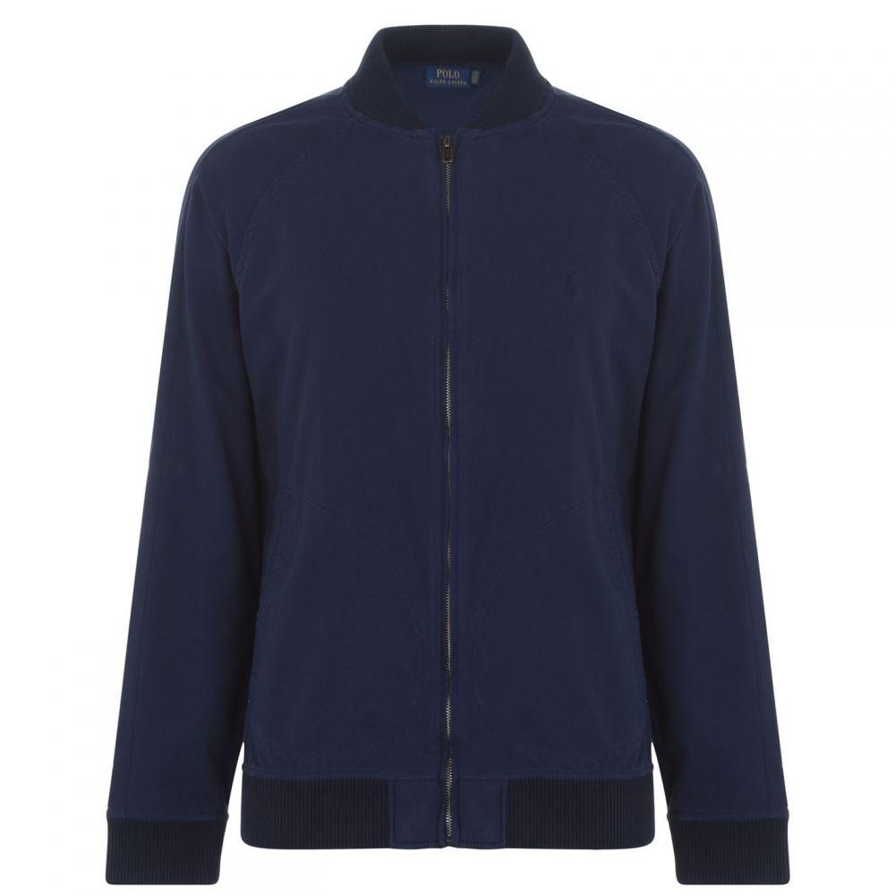 ラルフ ローレン Polo Ralph Lauren メンズ ジャケット アウター【Zip Jacket】NewportNavy