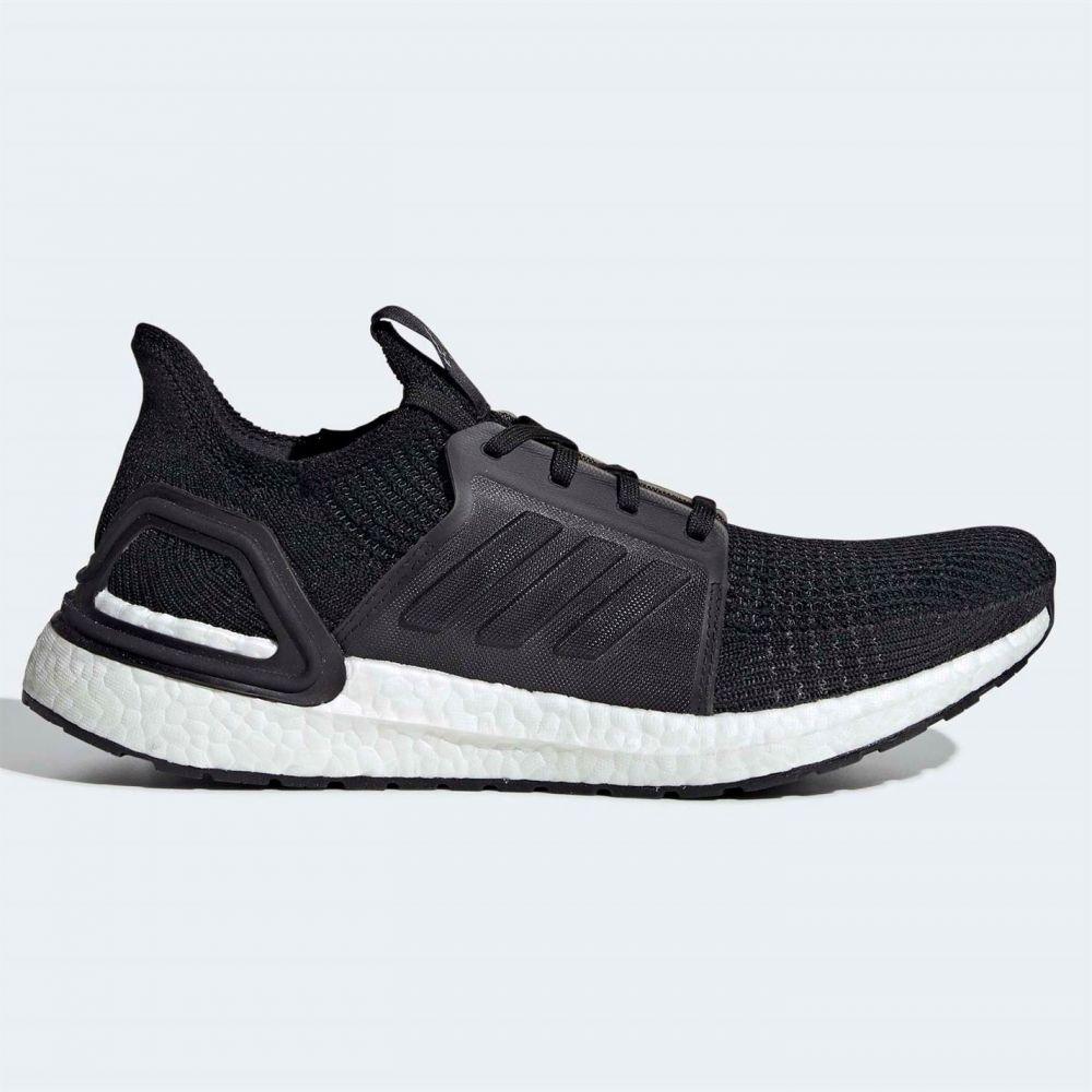 アディダス adidas メンズ ランニング・ウォーキング シューズ・靴【Ultraboost 19 Running Shoes】Black/White