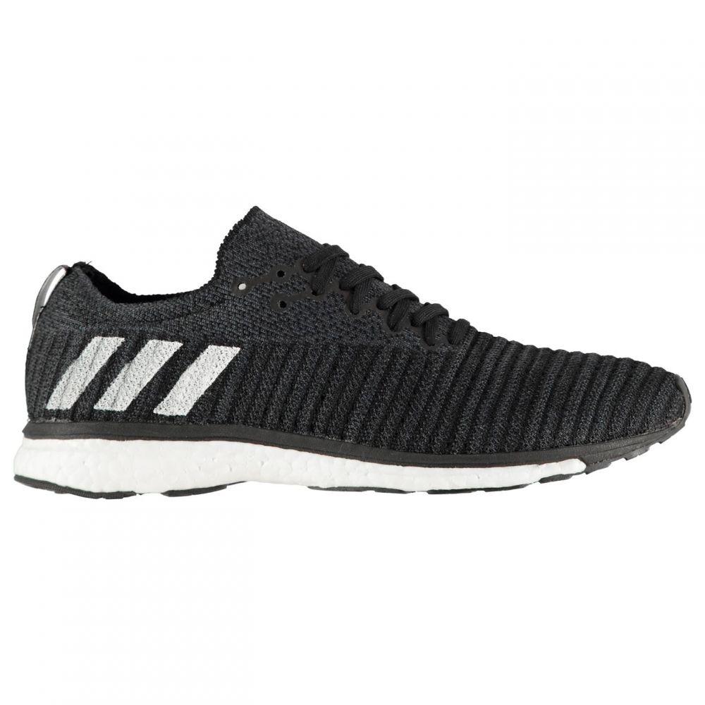 アディダス adidas メンズ ランニング・ウォーキング シューズ・靴【adizero Prime Men's Running Shoes】Black/White