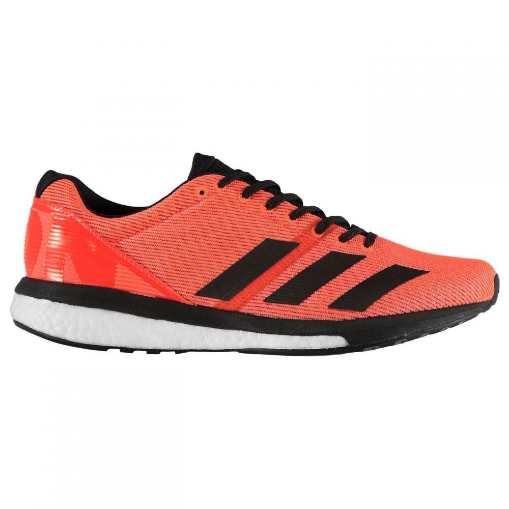 アディダス adidas メンズ ランニング・ウォーキング シューズ・靴【Adizero Boston 8 Running Shoes】Red/Black