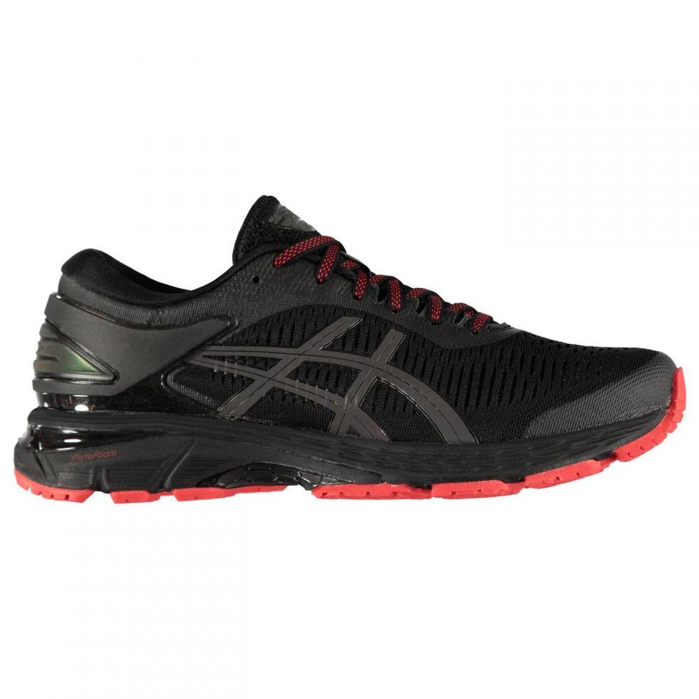 アシックス Asics メンズ ランニング・ウォーキング シューズ・靴【Gel Kayano 25 Lite Show Running Shoes】Black/Black