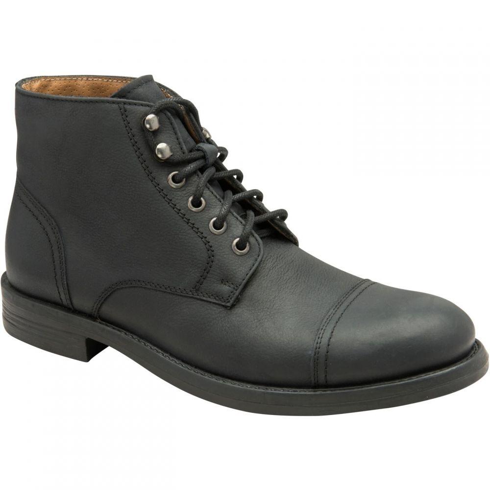 フランクライト Frank Wright メンズ ブーツ ショートブーツ シューズ・靴【Lancelot Ankle Boots】Black Leather