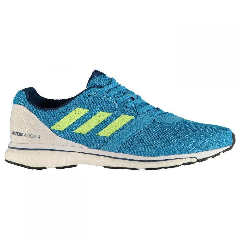 アディダス adidas メンズ ランニング・ウォーキング シューズ・靴【adizero Adios Running Shoes】Blue/Wht/Grn